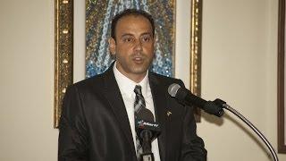 Dr. Maher Nana - Conferencia: Retos de la Resistencia Cívica frente a los nuevos Estados fascistas