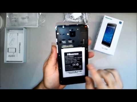 Unboxing - Review Hisense HS-U980