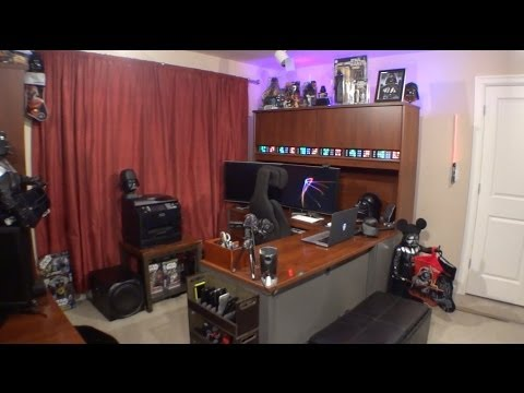 Chris Pirillo's Home Office Tour 2014