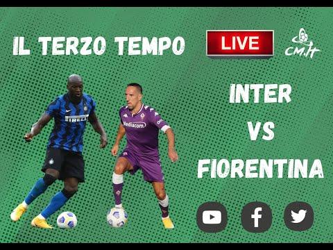 🔴Serie A, post partita di Inter-Fiorentina: commento al match e tutte le ultime di mercato