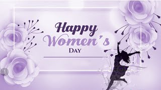 Happy International Women's Day specially to all the Indian Women i...