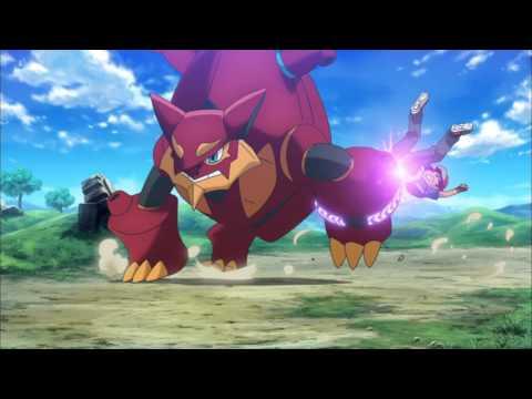 Trailer do filme Pokémon the Movie XY & Z: Volcanion and the Tricky ...
