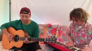 Last Christmas- Wham!(George Michael) Instrumental Cover By Eden Kai & Ayuma Iwata