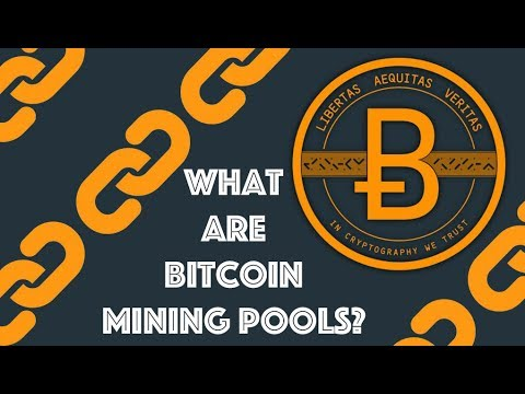 What Are Mining Pools/Farms? [Blockchain & Cryptocurrency (Bitcoin, Ethereum)]