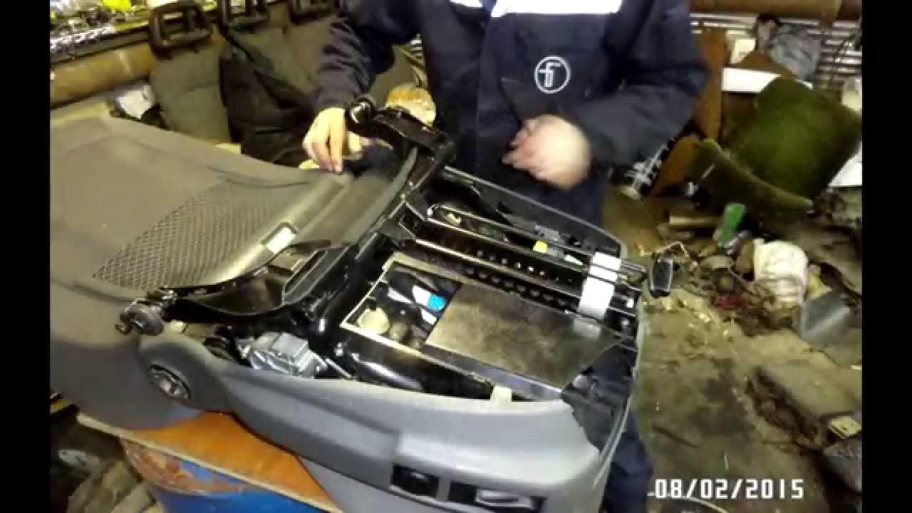 audi a6 c5 перестал работать подогрев водительского сидения и зеркала