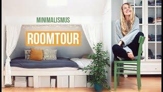 MINIMALISMUS ROOMTOUR | Dachgeschoss | alles second hand