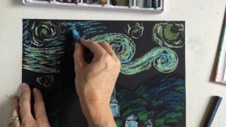 Starry Night Directed Draw