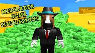 💰 Milyarder Olma Simülasyonu 💰 | Billionaire Simulator | Roblox Türkçe