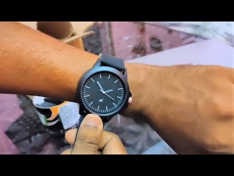 Fastrack 38024PP25 Minimalists Analog Watch Unboxing & First Look