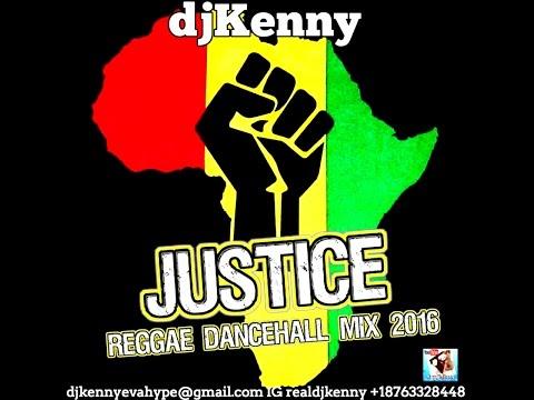 DJ KENNY JUSTICE REGGAE DANCEHALL MIX MAY 2016