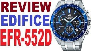 Casio Edifice EFR-552D-1A2 module 5490