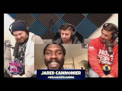 Jared Cannonier talks Darren Till, Conor McGregor, Israel Adesanya vs Yoel Romero & much more