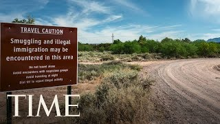 Body Of Girl Believed To Be From India Found In Remote Arizona Wilderness Near U.S. Border | TIME
