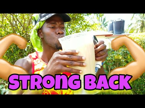 Strong Back [ Fry Irish Comedy ]