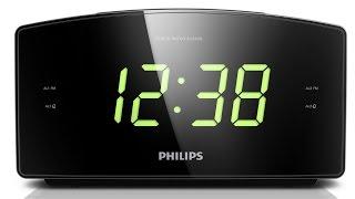 Обзор настольных часов Philips AJ3400/12