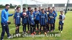 Finale championnat U13 PH district Bordeaux