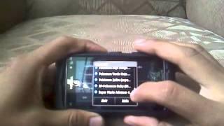 Emulador de GBA para Nokia N8