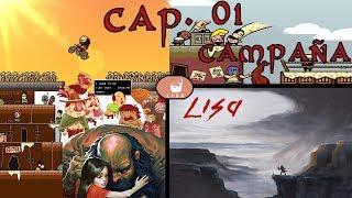 Lisa The Painful Cap 01 Gameplay Espaol Campaa