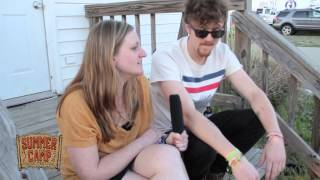 Minnesota Interview at Summer Camp Music Festival 2013