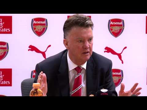 Van Gaal: My media manager is the boss