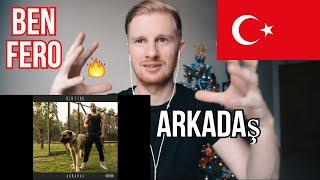 Ben Fero - Arkadaş [] // TURKISH RAP REACTION Resimi
