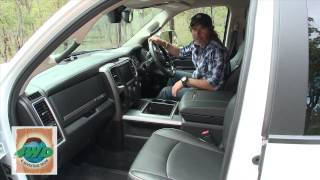hear what graham cahill has to say about the new dodge ram