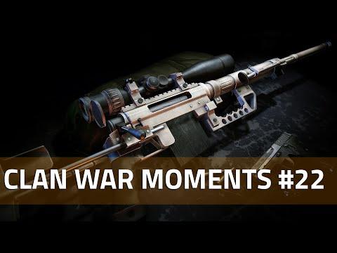 Clan War Moments #22 - Farewell