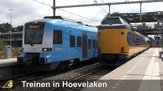 Treinen in Hoevelaken - 12 juli 2018