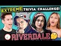 Can YOU Name The Most RIVERDALE Characters In 1 MINUTE? | Most In A Minute (React)