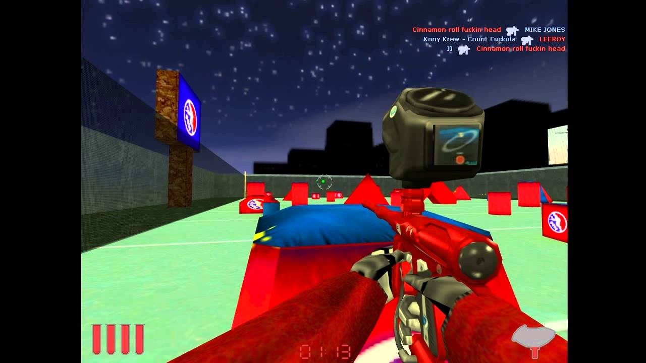 digital paintball 2.1