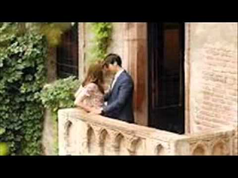 Tempesta d'amore - Eva e Rober con canzone - When you say NothiRoran Keating.wmv