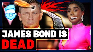 James Bond CONFIRMED To Be Black & Female (Lashana Lynch) & Fandom BLASTED