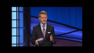 17 February 2021 Jeopardy | Full Episode