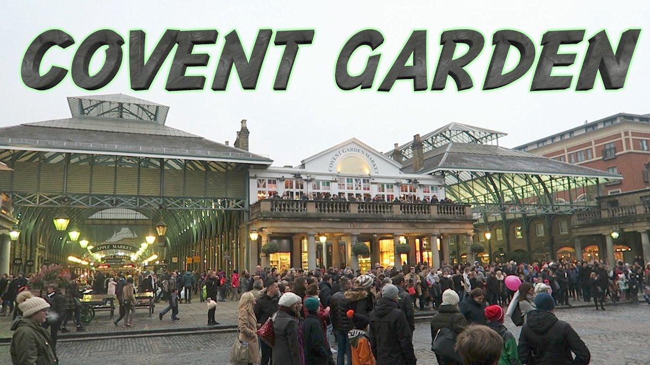 Covent Garden Market London Shopping Pubs Street ...
