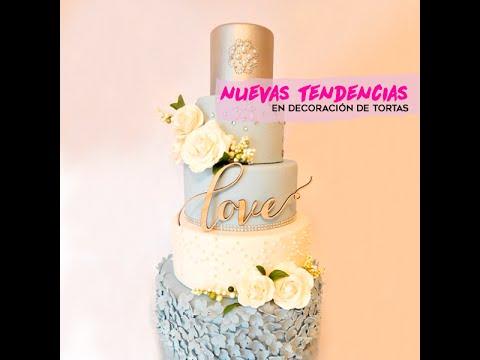 Curso nuevas tendencias en decoraci n de tortas youtube - Nuevas tendencias en decoracion ...