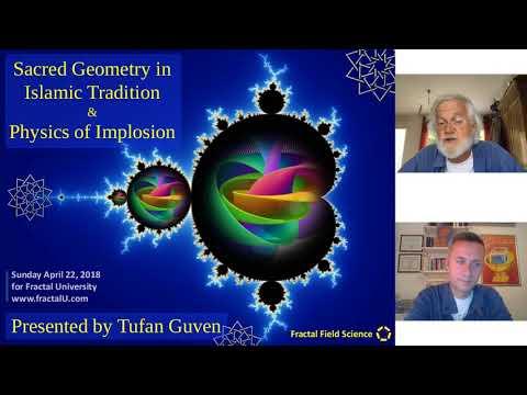Sacred Geometry-in Islam& Fractal IMPLOSION w/ Tufan Guven & Dan Winter fractalU.com
