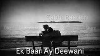 Tadpaye Mujhe Teri Sabhi Baatein  Whats app Status  Song-Zara Zara Behekta Hai  