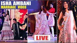 SRK - KATRINA Dance Performance LIVE At Isha Ambani Marriage | Viral Video | Uncut Video
