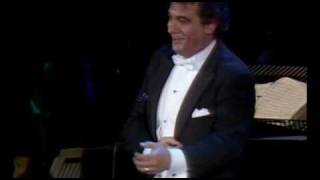 PLACIDO DOMINGO Granada 1987