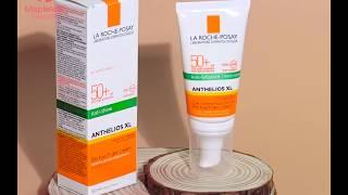 La Roche-Posay Gel Cream Dry Touch SPF 50+ - Kem chống nắng cho da dầu mụn 50ml