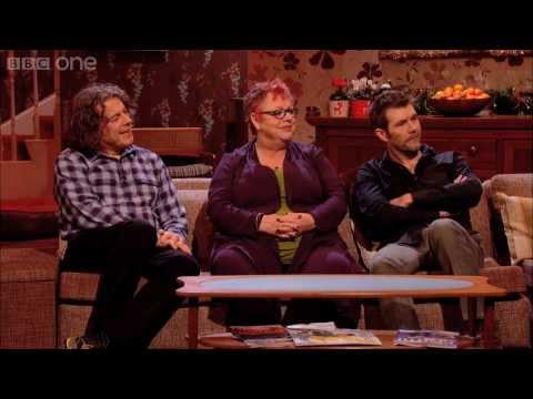 Alan Davies talks about doing a lowcarb diet  The Matt Lucas Christmas Awards: P  BBC One