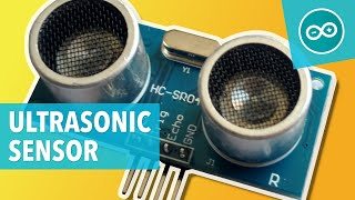 #7 HC-SR04 ultrasonic distance sensor