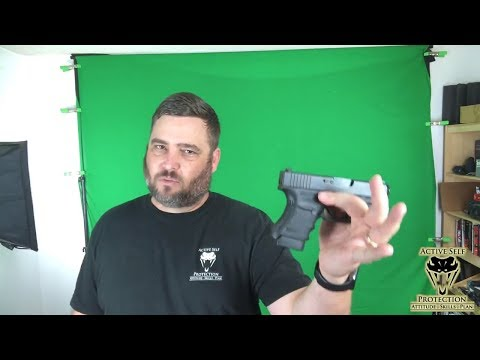 Magazine Release: Is Button or Paddle Style Superior? | Active Self Protection Extra
