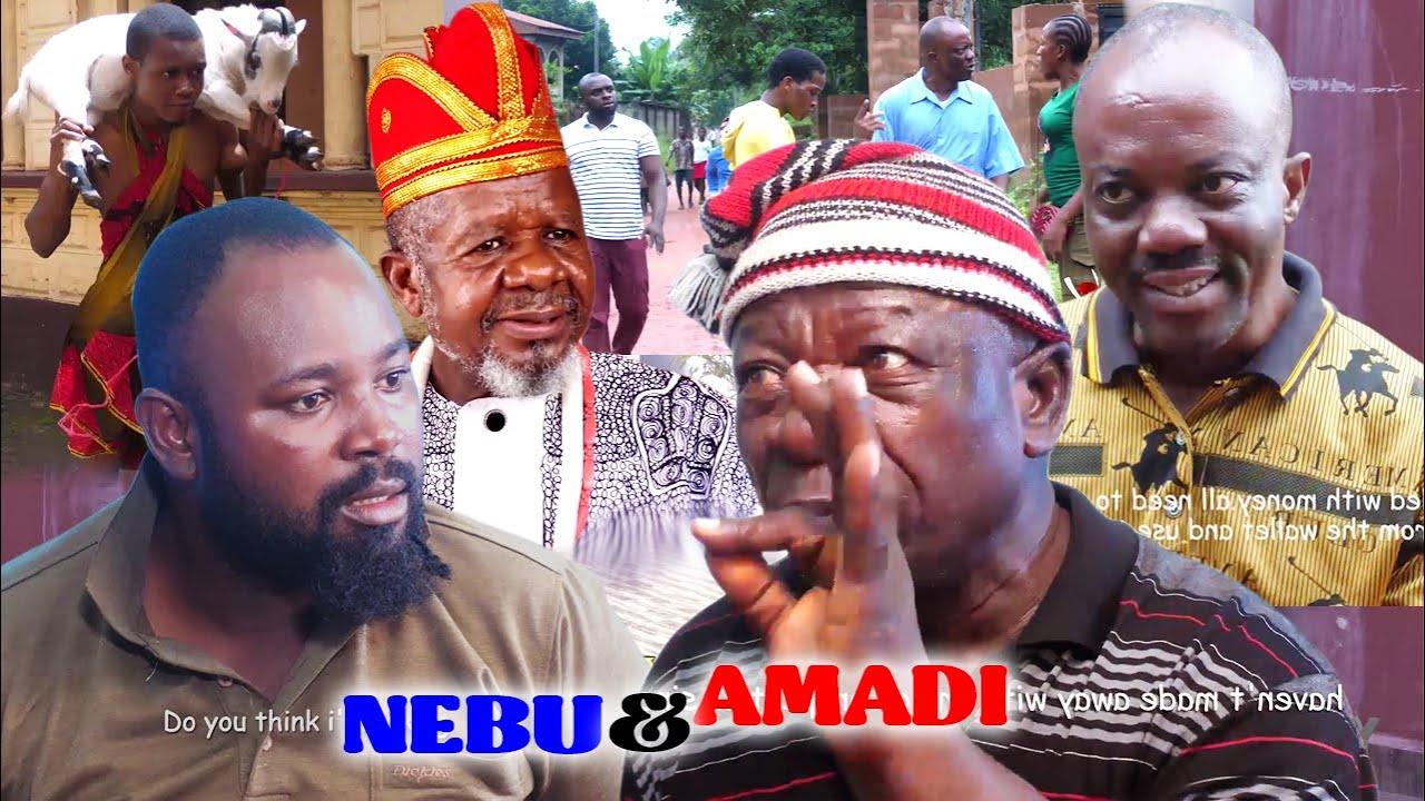 Download NEBU AND AMANDI 3&4 - UWAEZUOKE 2021 LATEST NIGERIAN NOLLYWOOD IGBO COMEDY MOVIE FULL HD