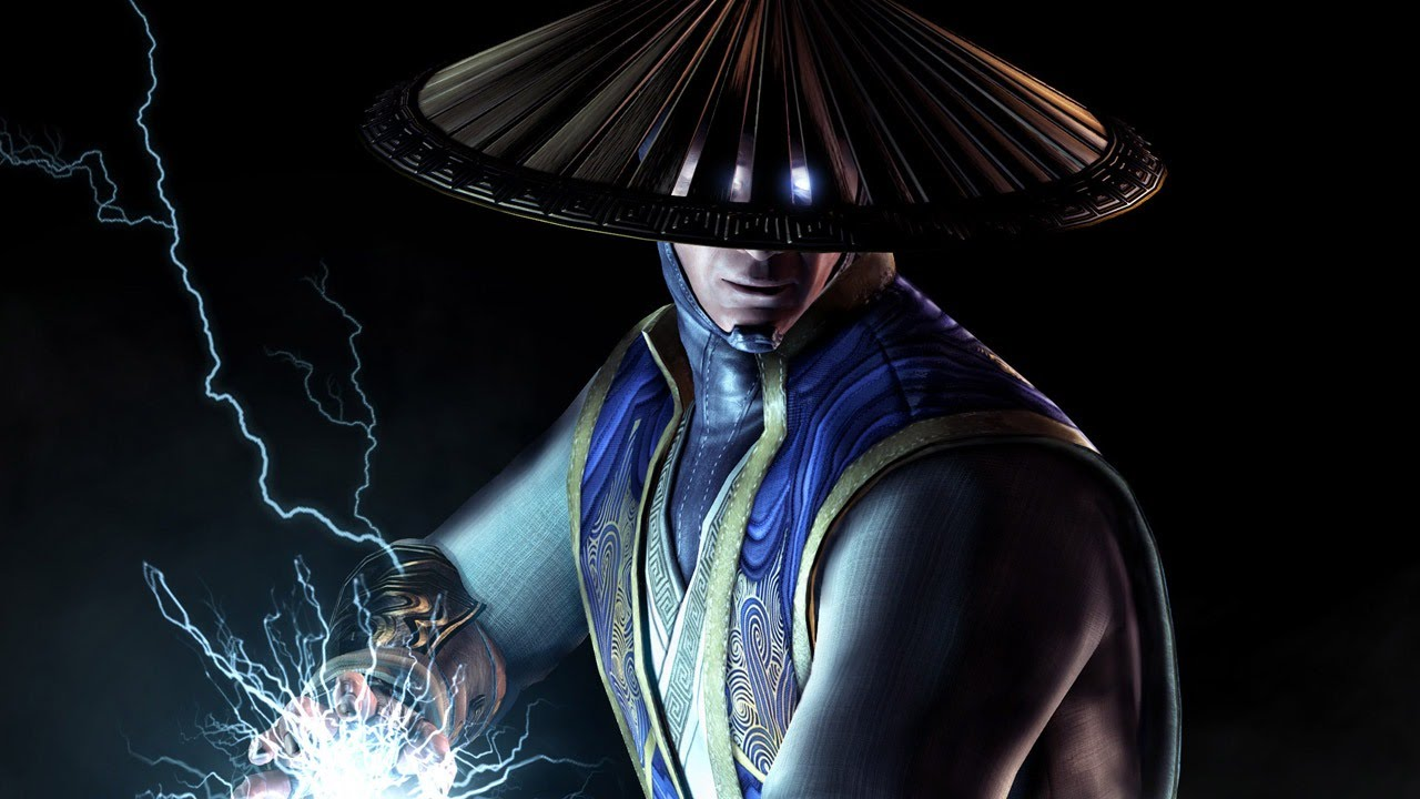 Image result for raiden mortal kombat