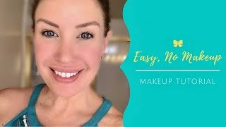 "EASY ""No Makeup"" Makeup Tutorial for a Mature Face 