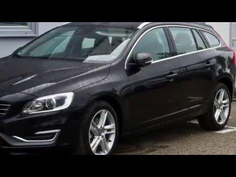 2017 Volvo V60 Car Classification