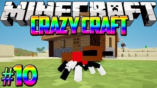 """""""The Realm of The Ants"""" Crazy Craft Minecraft Modded Survival #10 w/Lachlan & Preston"""