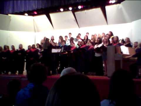 "2011 Cardinal Stritch High School Choir and Chorale ""Hey Soul Sister"""