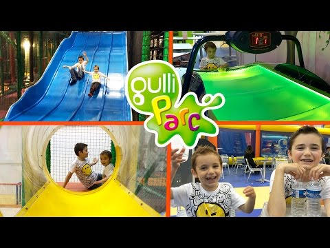VLOG - FUN indoor à GULLI PARC avec Swan & Néo !  Indoor playground fun